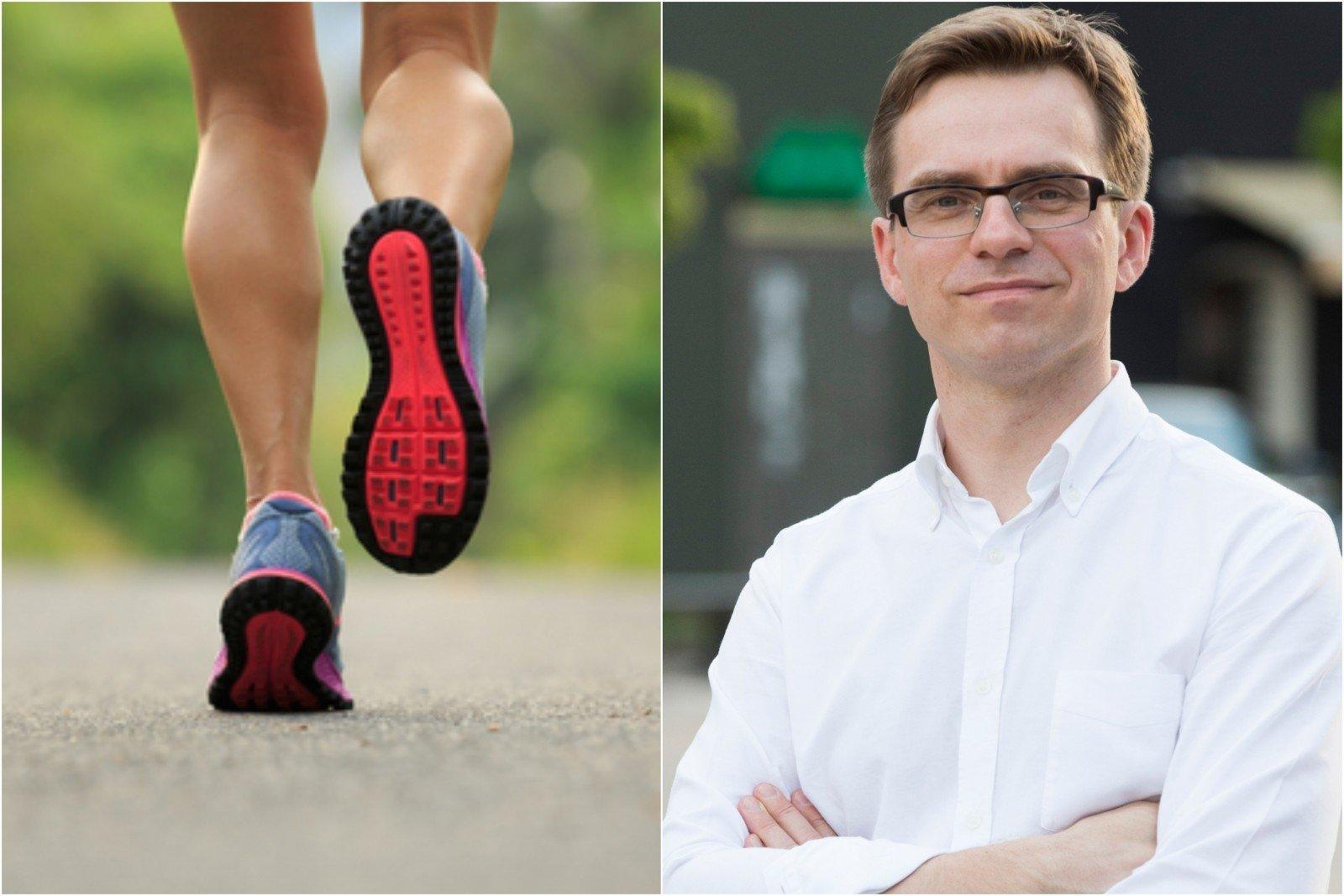 Kaip tinkamai pasirengti maratonui