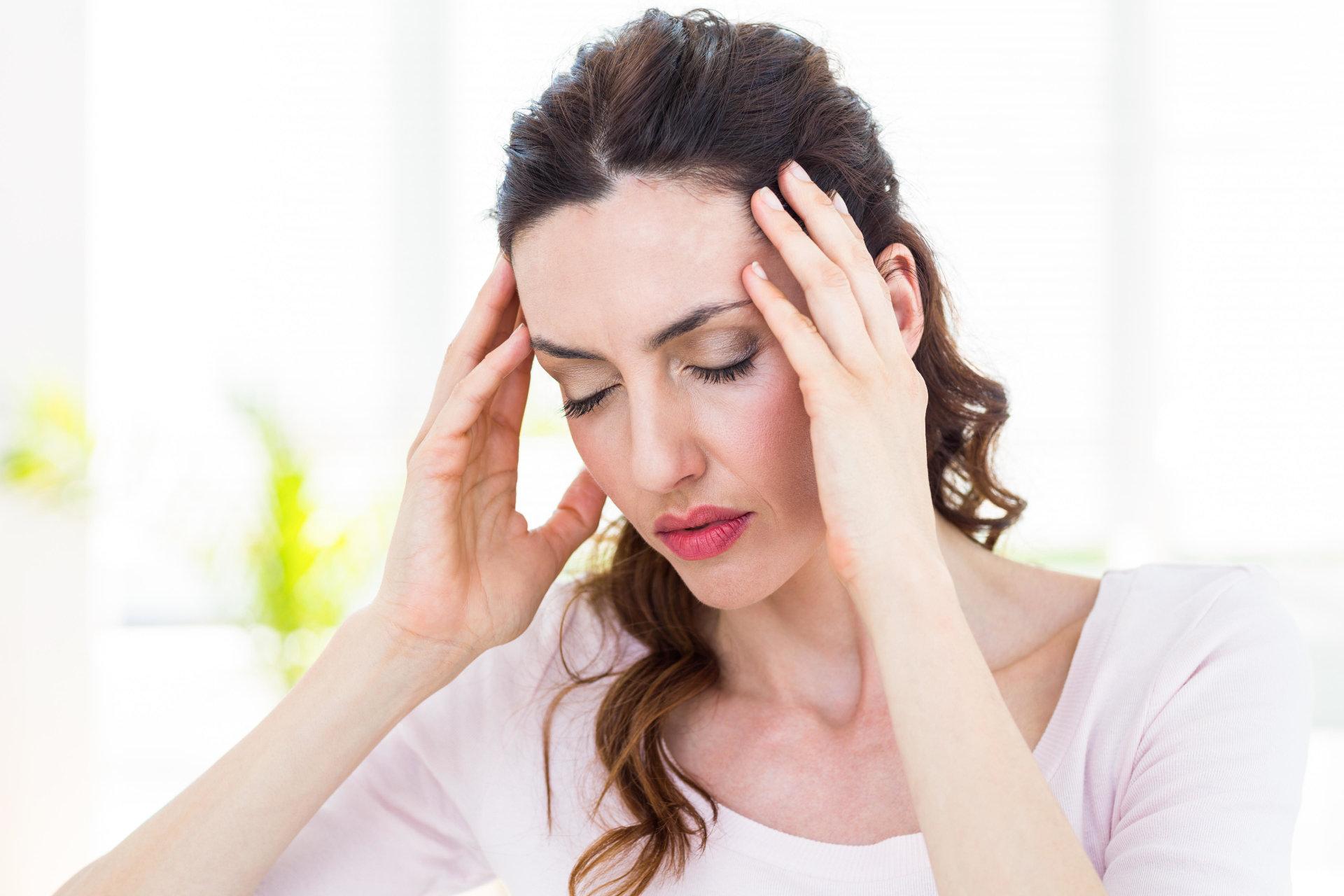 galvos skausmo patogenezė esant hipertenzijai)