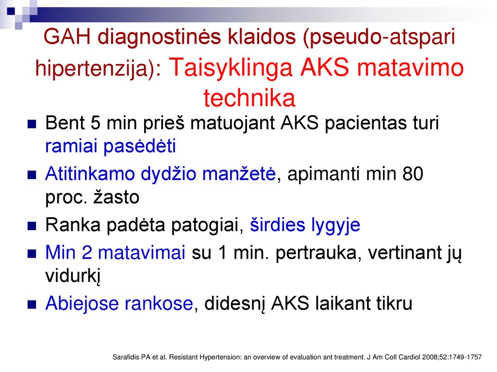 1 stadijos hipertenzija ar)