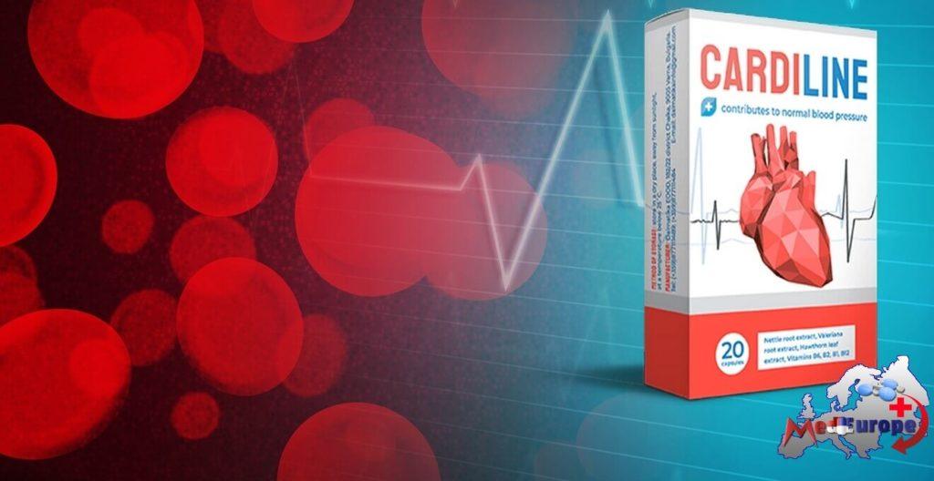 hipertenzija ir širdies bei kraujagyslių įranga