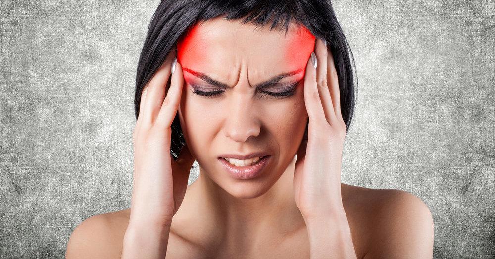 Nekentėkite galvos skausmo
