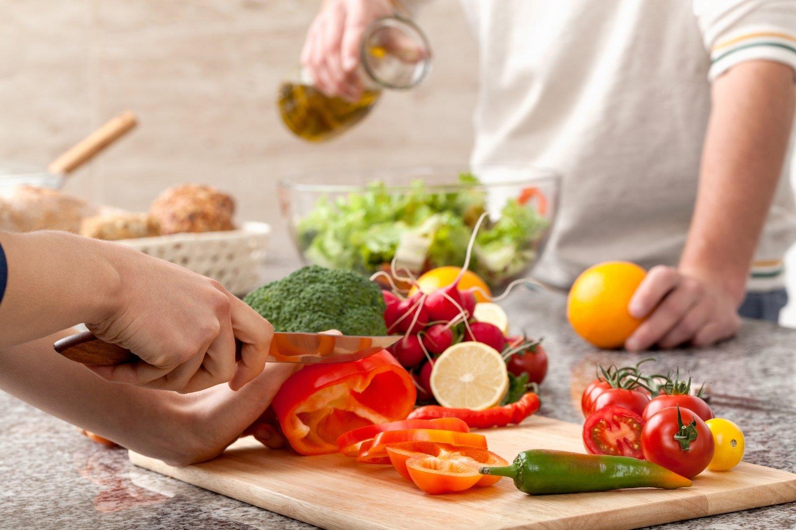širdies sveikatos dietos)