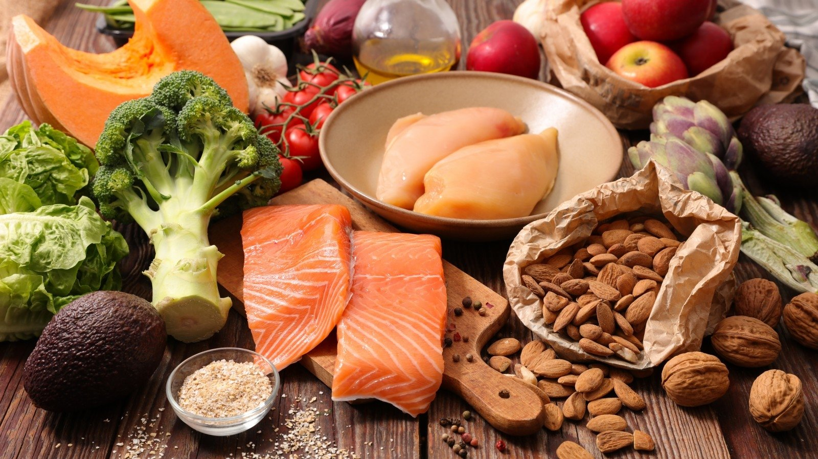 hipertenzija sveikas maistas, o ne sveikas maistas)