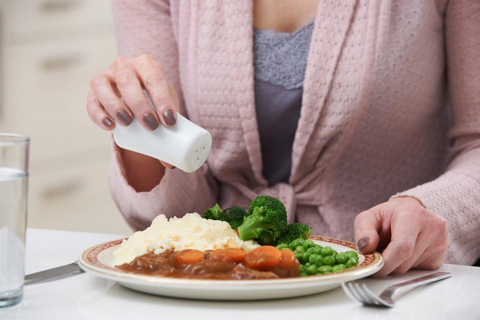 dieta be druskos hipertenzija