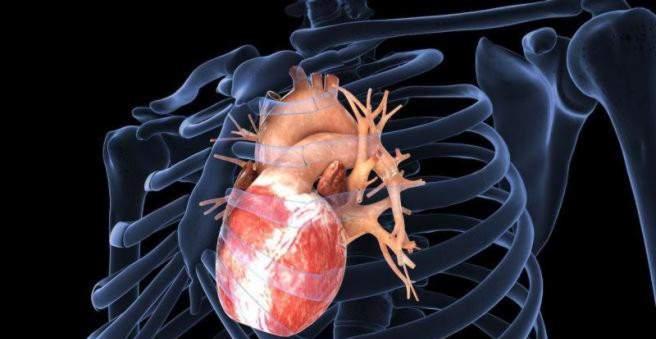 hipertenzija ir koronarine širdies liga