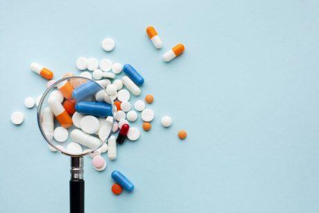 vaistų vartojimas hipertenzijai gydyti)