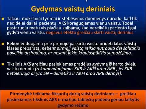 pradada nuo hipertenzijos)