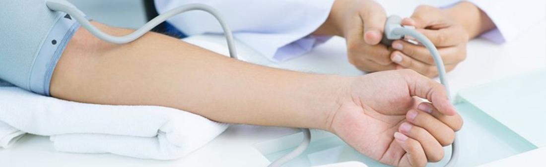 kada matuoti kraujospūdį su hipertenzija