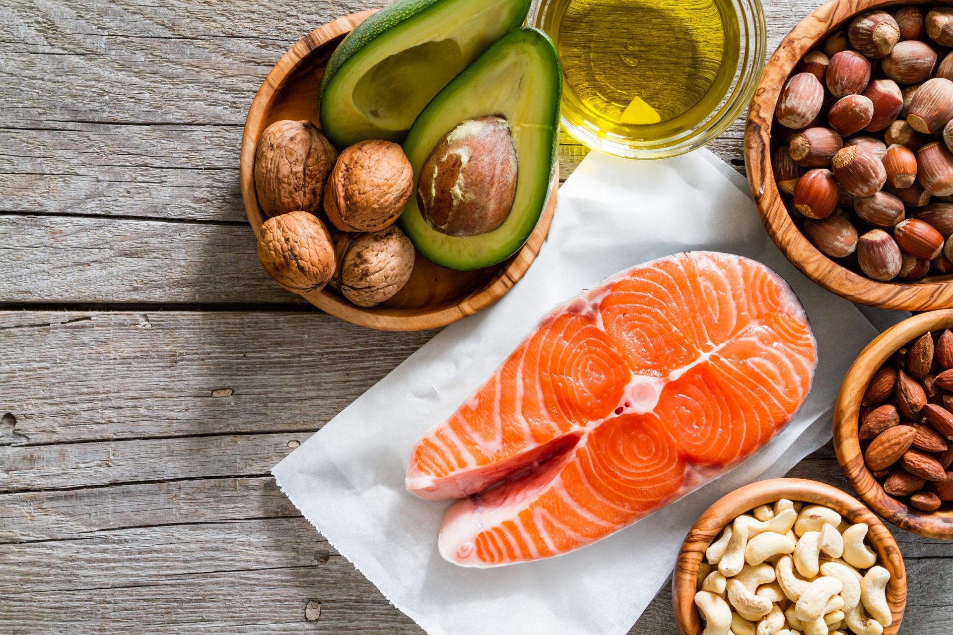 Omega-6, omega-3 ir omega-9 riebalų rūgštys