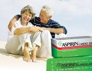 Aspirinas vėžio, širdies ir kraujagyslių ligų prevencijai
