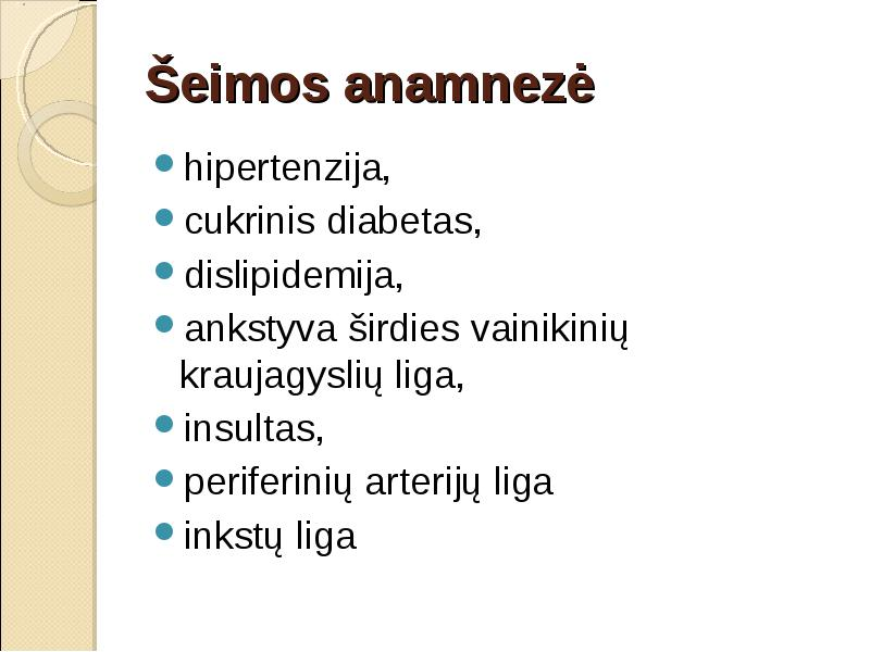 vaistai nuo ankstyvos hipertenzijos)
