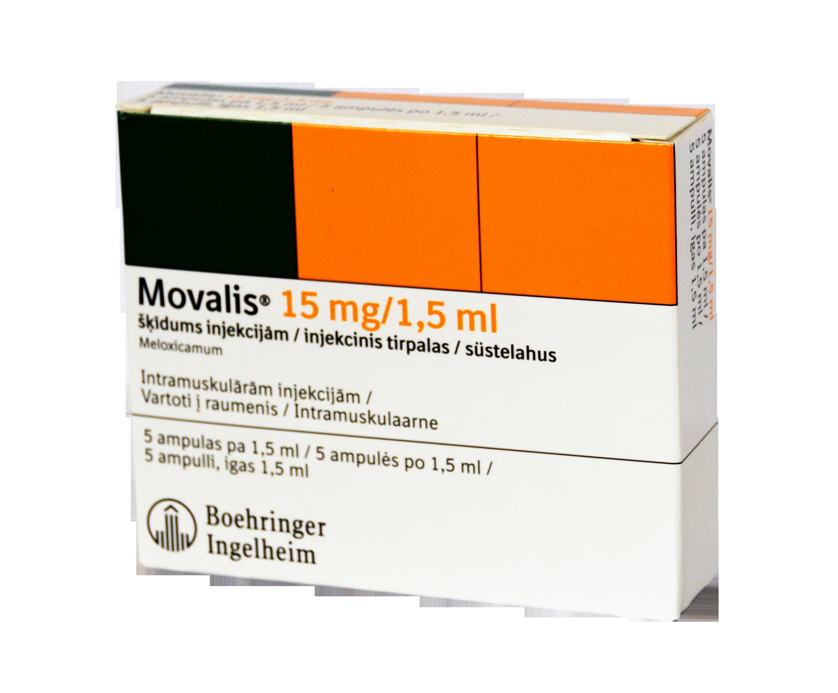 Movalis (15mg/1,5ml) (1)