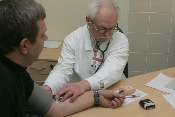 nėra hipertenzijos metodo apžvalgų)
