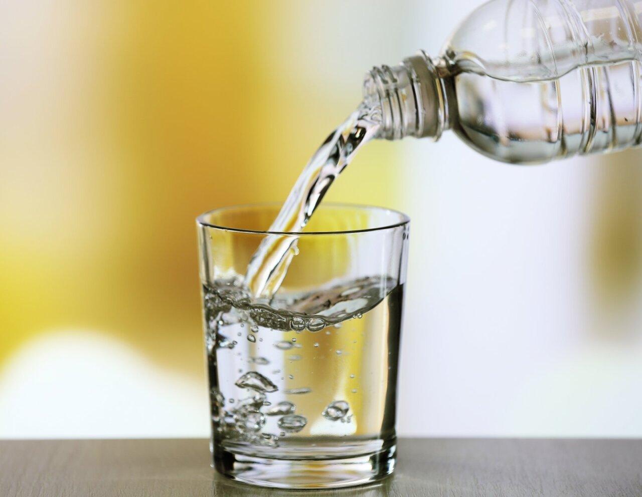 ar man reikia gerti daug vandens su hipertenzija)