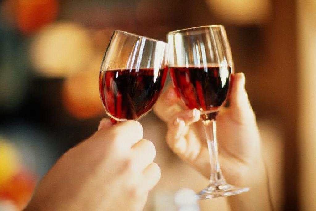 raudonas vynas, palyginti su baltu - širdies sveikatai)