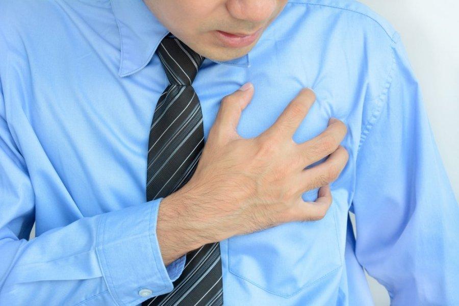 ataka sveikatos širdis reikia fizinio posto hipotezė apie hipertenzijos atsiradimą