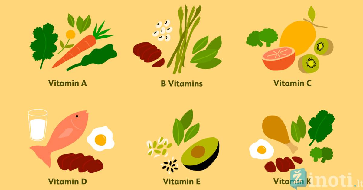 Keli požymiai, kad jums stipriai trūksta vitamino B12 - DELFI Gyvenimas