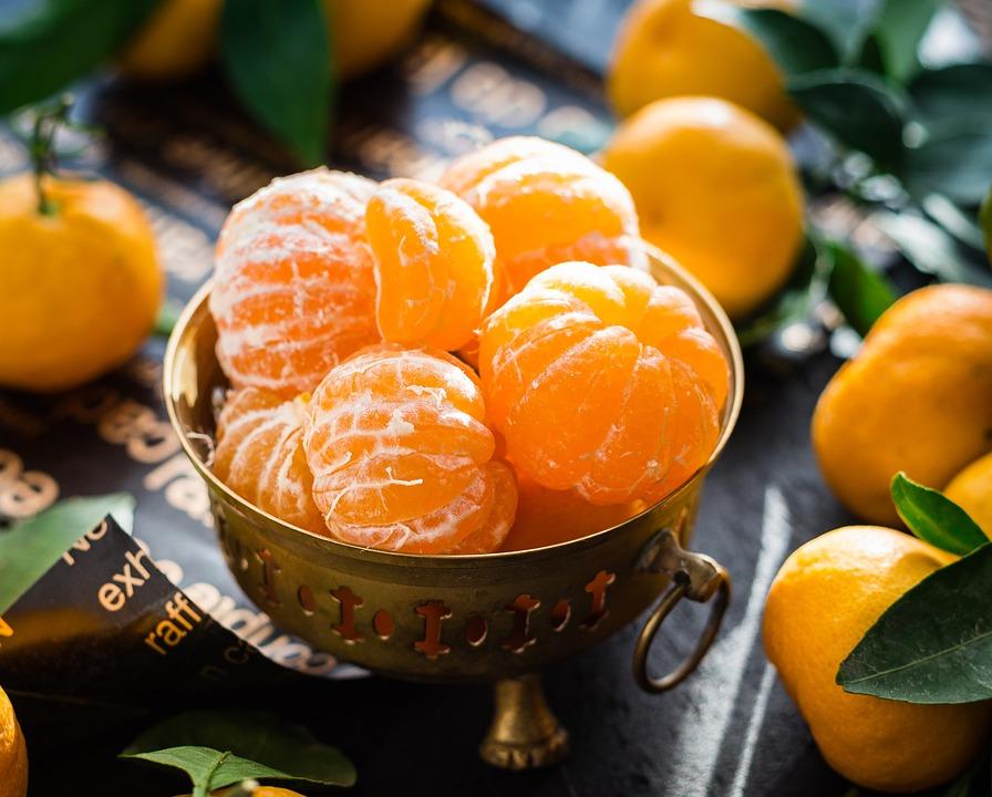mandarinas nuo hipertenzijos