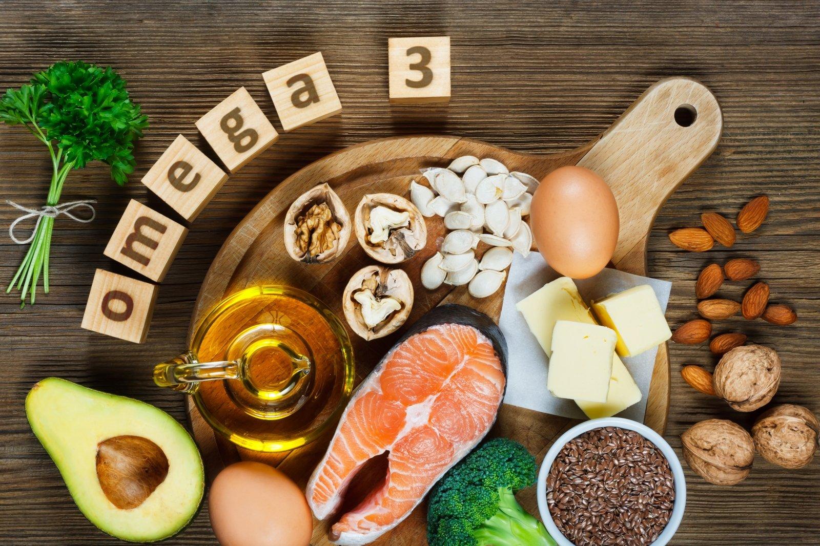 Omega-3 riebalų rūgštys gerina širdies darbą
