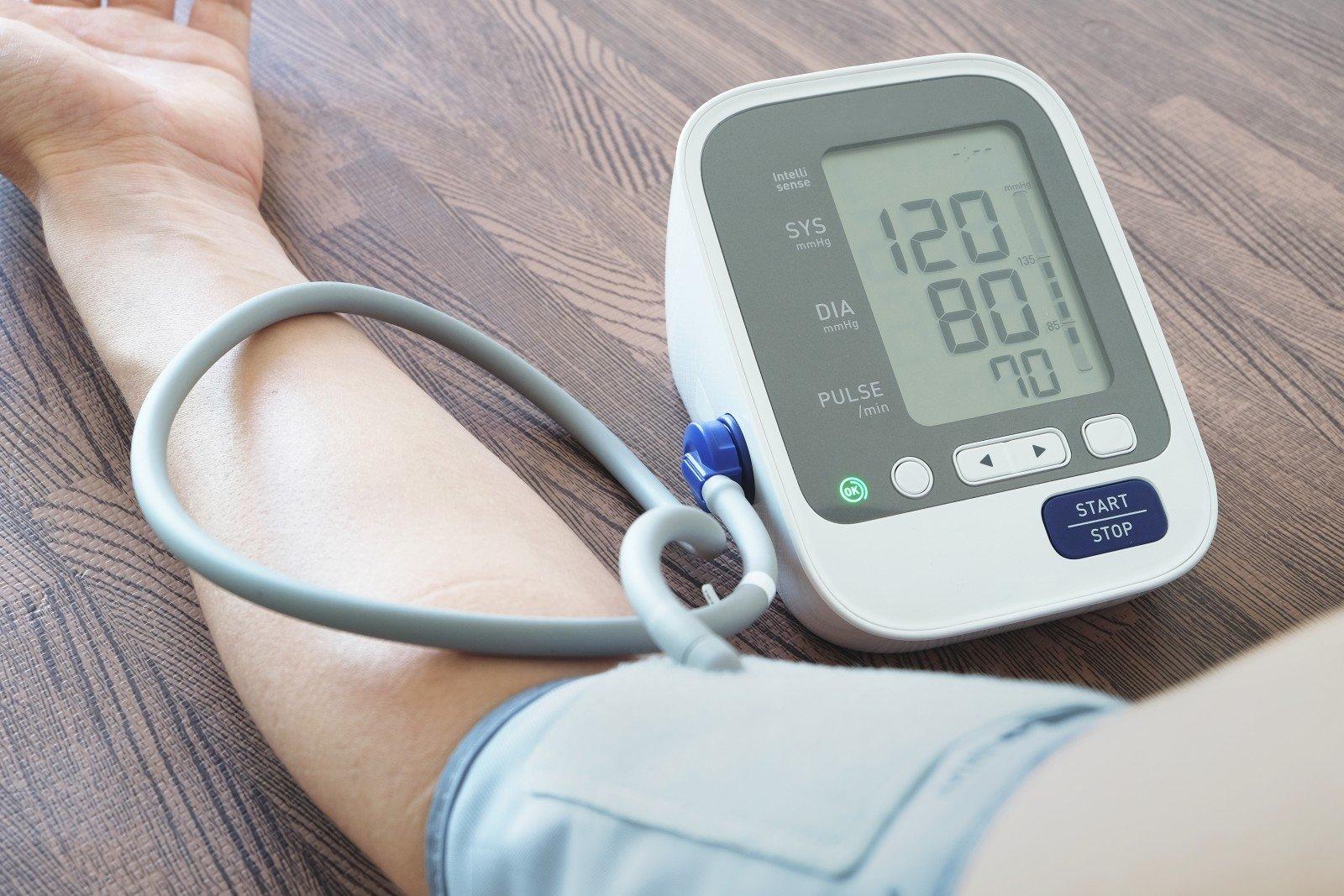 Aukštas kraujo spaudimas. Simptomai ir pavojai