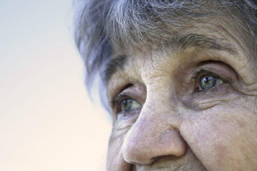 hipertenzija akių skausmas)