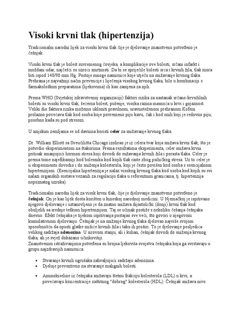 Inkstų hipertenzijos gydymo pagrindai - Cistitas - November