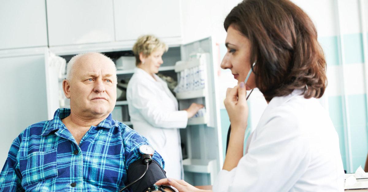 hipertenzija vyresnio amžiaus žmonėms prevencija