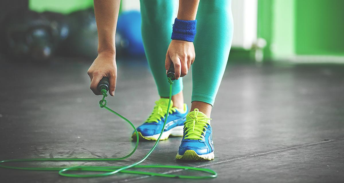 ar įmanoma šokinėti virve su hipertenzija)