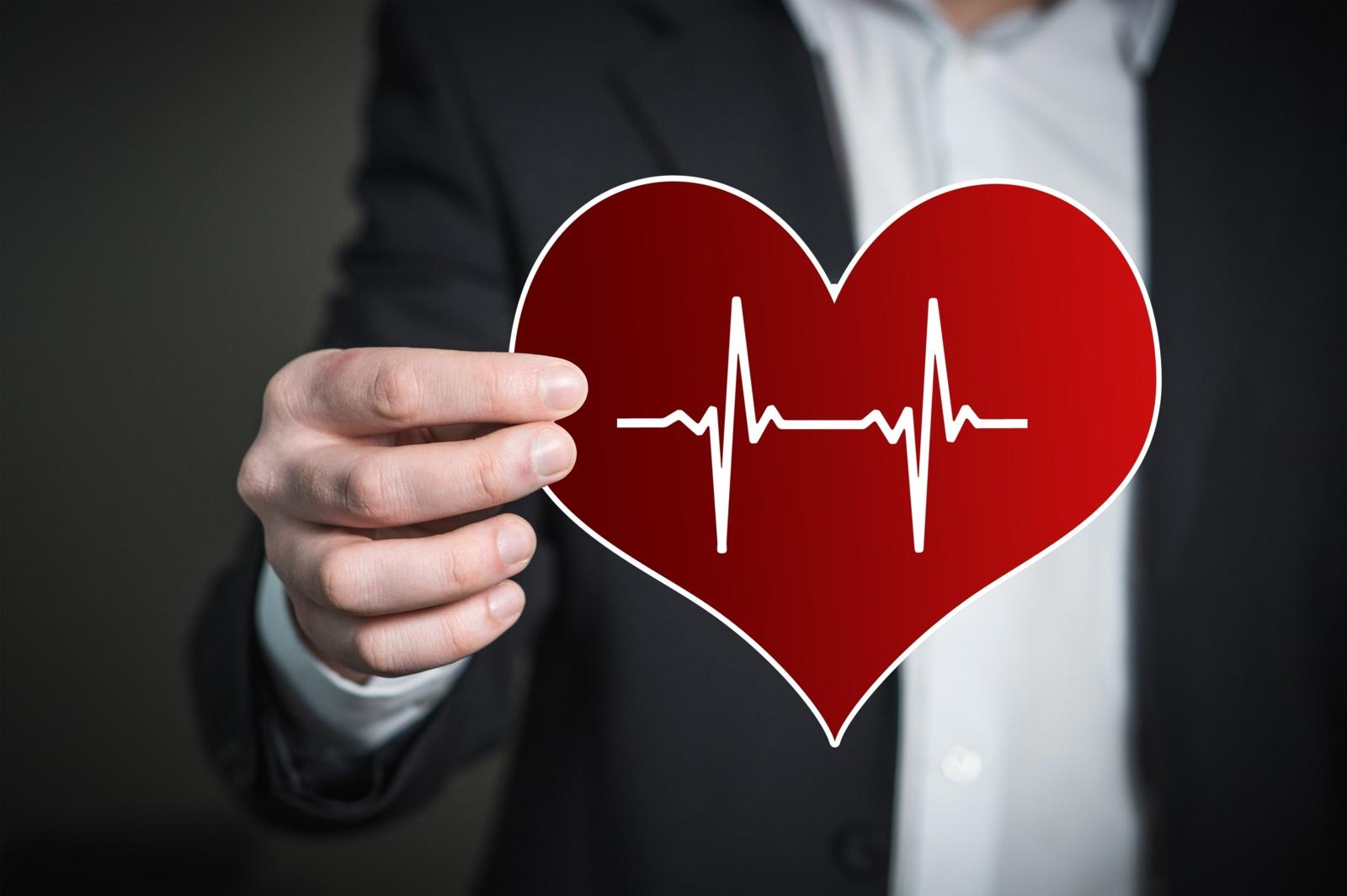 10 sveikatos patarimų sveikai širdžiai