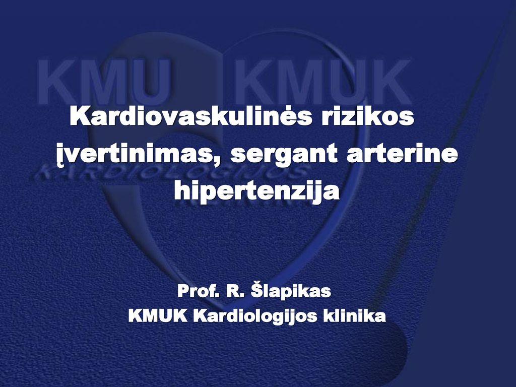 aritmijos sindromo hipertenzija ar galima gerti soda nuo hipertenzijos