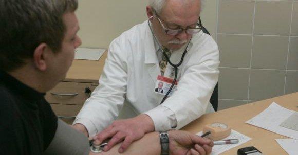inkstų hipertenzijos gydymo metodas)