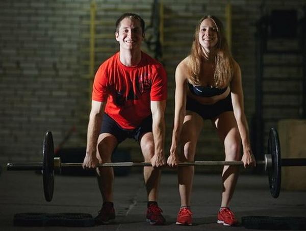 Funkcinės treniruotės – sveikai liesėjantiems