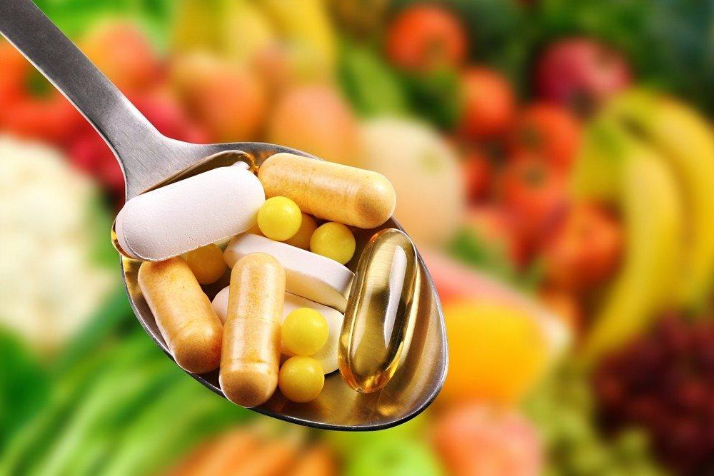 kokie vitaminai yra naudingi širdies sveikatai