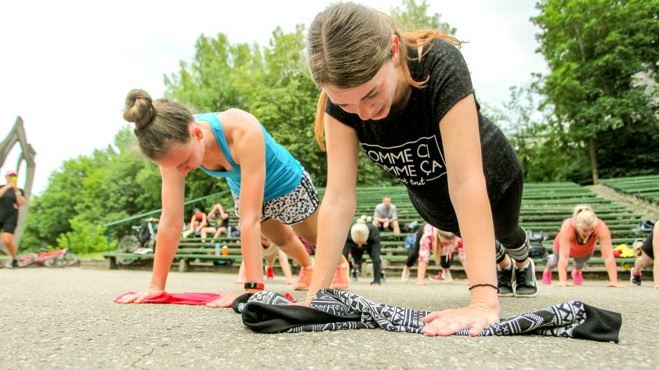 bėgimo pėsčiųjų maratono treniruotės ir širdies sveikata)