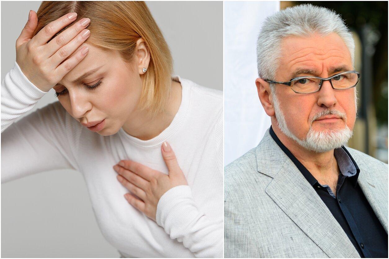panikos priepuoliai ir hipertenzija