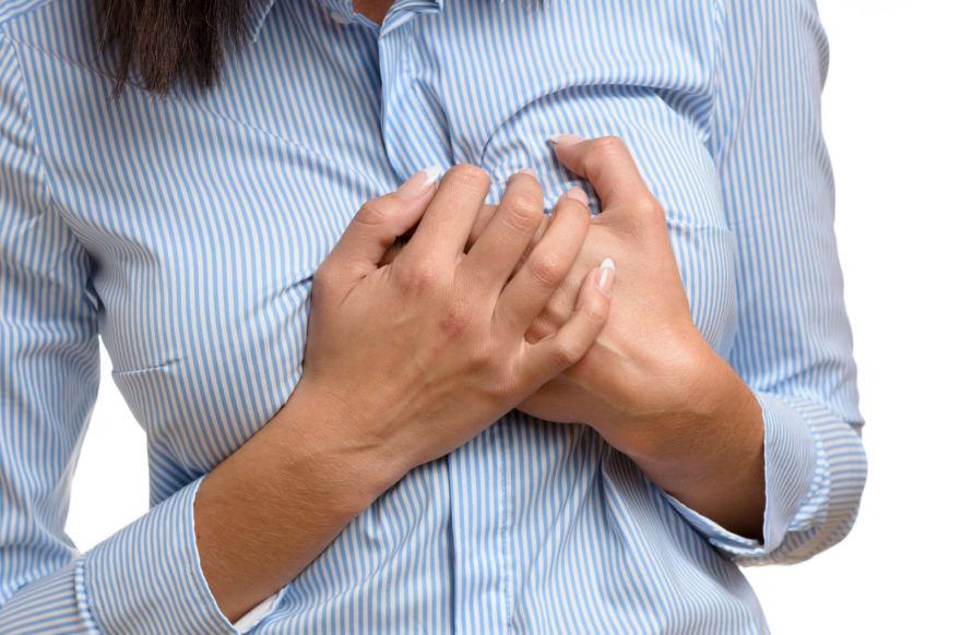 širdies ritmo sutrikimas esant hipertenzijai
