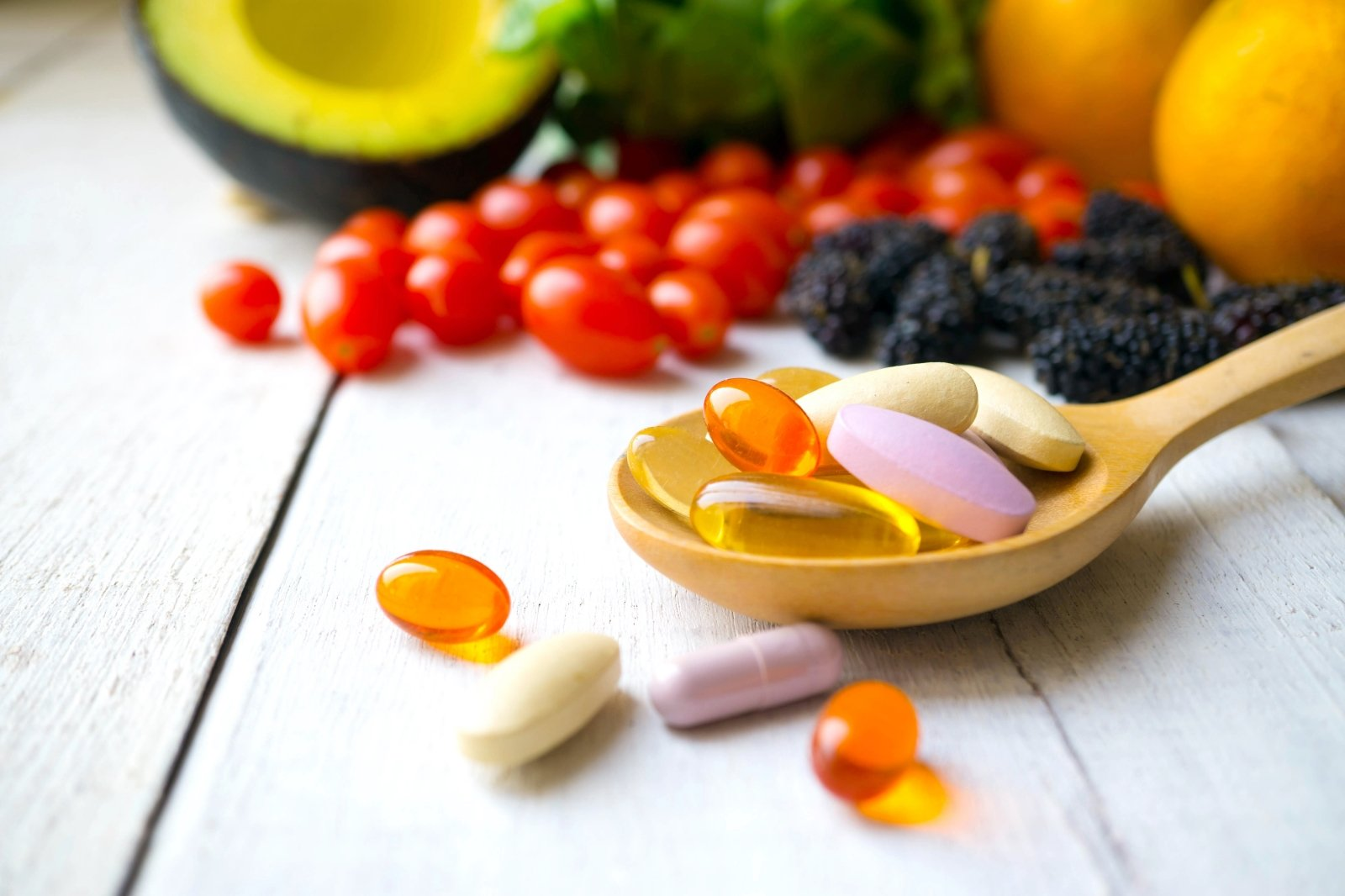 koks vitaminas yra naudingas širdies sveikatai)