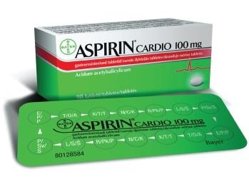 koks aspirinas širdies sveikatai