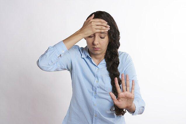 kuriose vietose galvą skauda dėl hipertenzijos