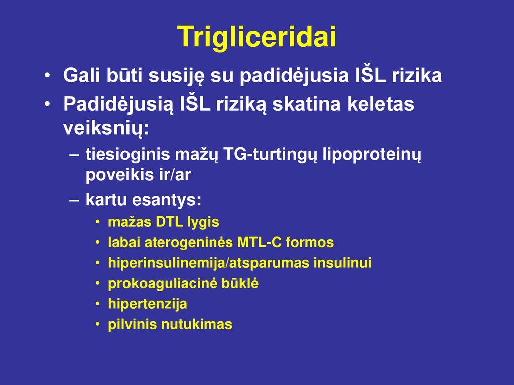 hipertenzija ar hiv)