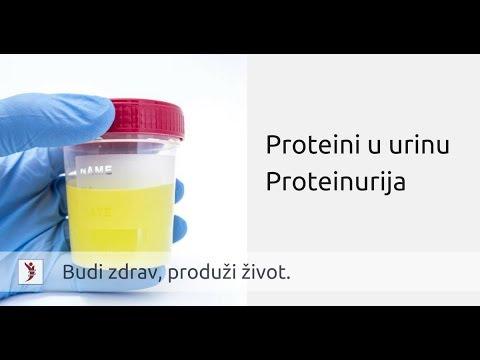 hipertenzija su proteinurija