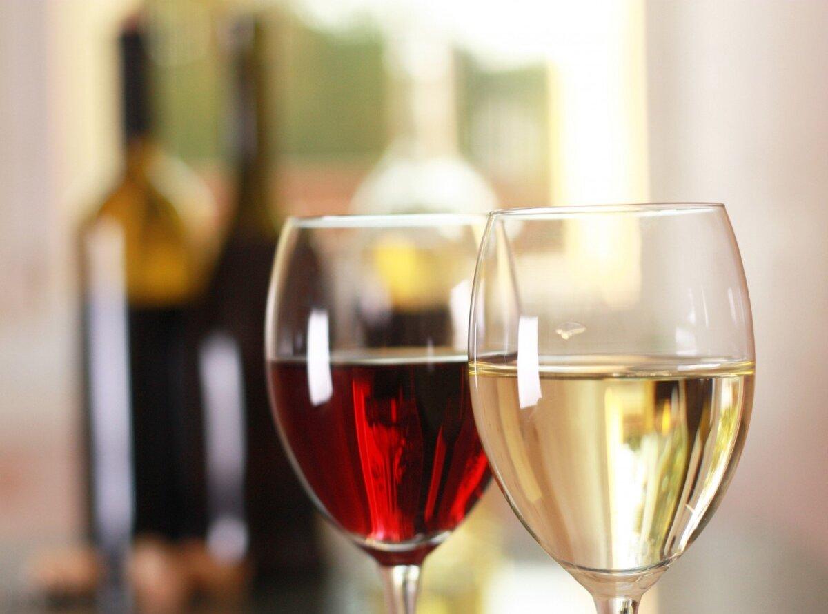 Kas vynas yra geras sveikatai - baltas, raudonas ar rožinis?