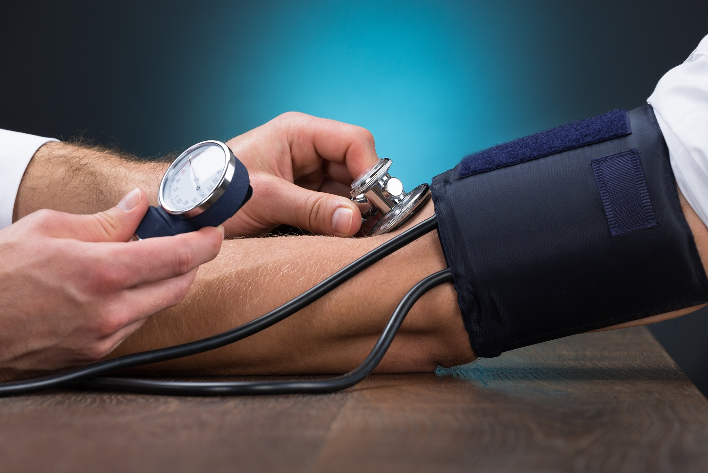 su hipertenzija, sportas