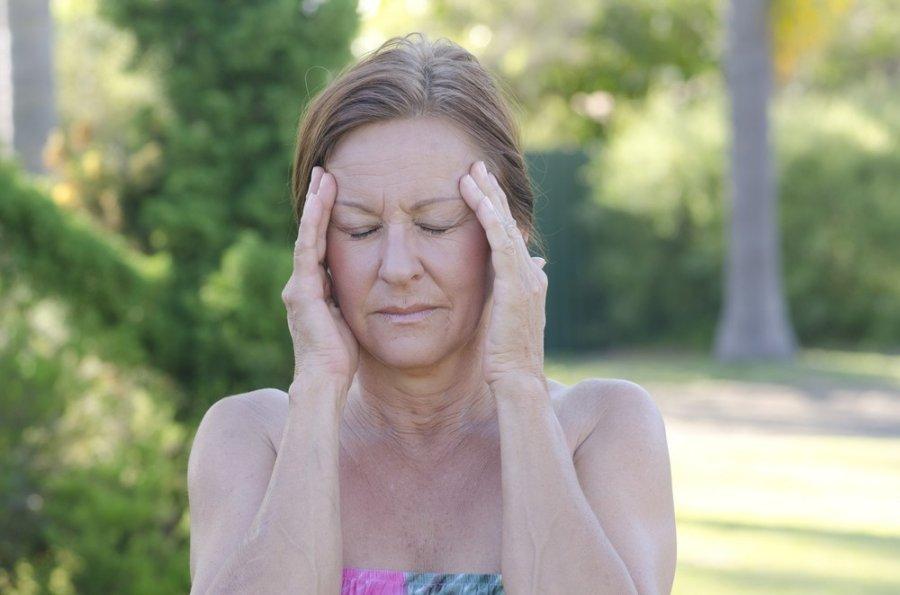 hipertenzija gydant menopauzės vaistus