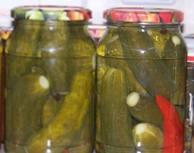 nuo hipertenzijos marinuotų agurkų)