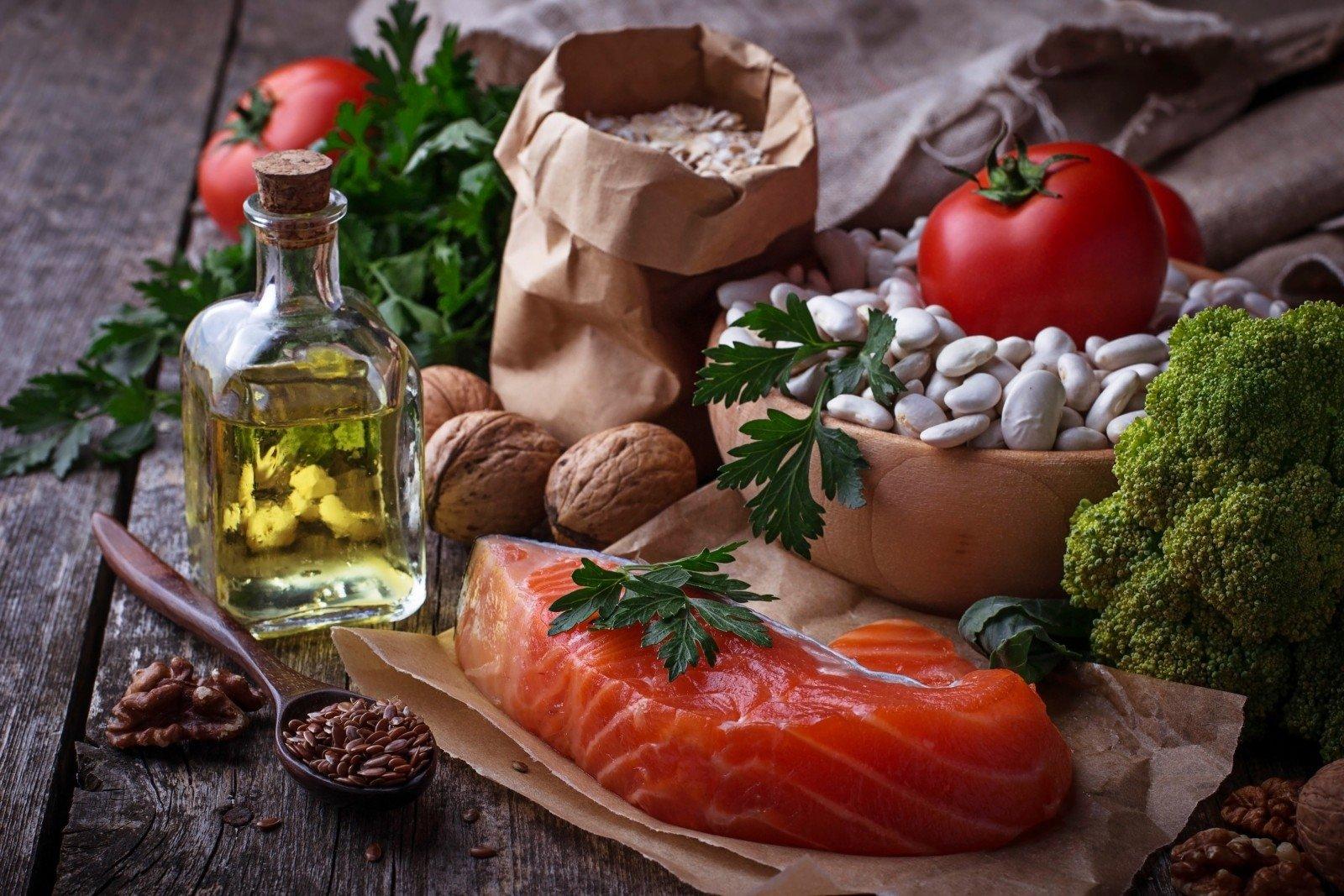 maisto produktai, skatinantys gerą širdies sveikatą hipertenzija kaip pagrindinė insulto priežastis