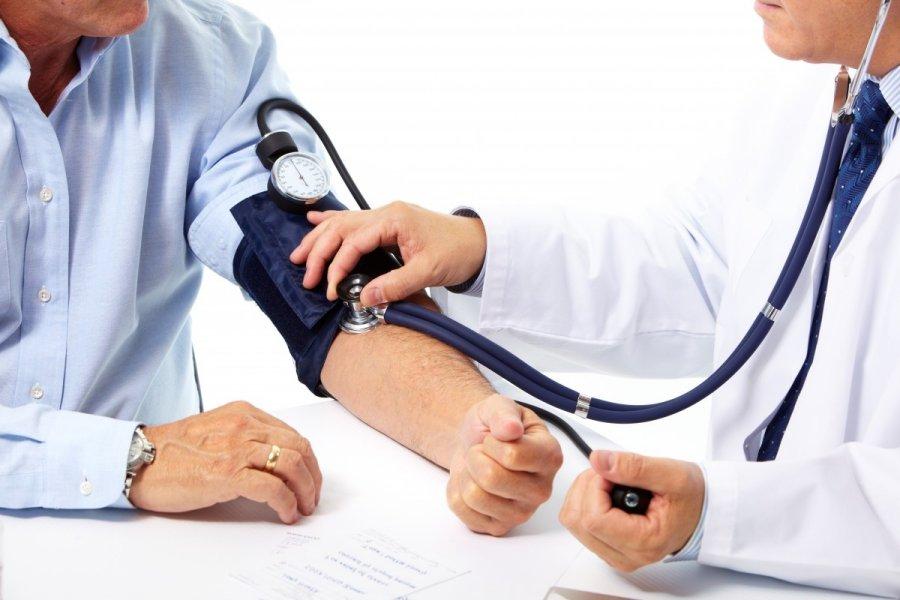 su hipertenzija duoti