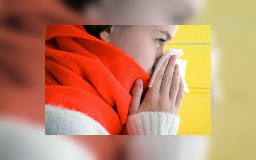 Dažni peršalimai – kelias į lėtinę ligą?