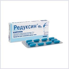 reduksinas ir hipertenzija)