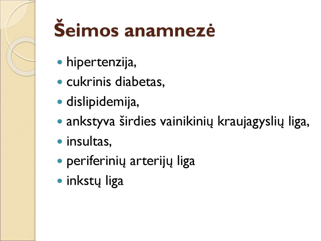 kraujagyslių spazmas ir hipertenzija)